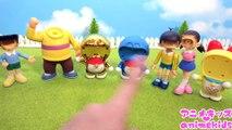 ドラえもん おもちゃ どの顔かな? ドラえもん フィギュア 黄金 ネコ型ロボット animekids アニメキッズ animation Doraemon Toy