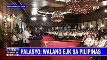 Palasyo: Walang EJK sa Pilipinas; Palasyo: Hindi uusad ang kaso sa ICC vs. Pres. #Duter