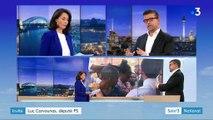 """Européennes : pour le PS, Carvounas """"ne veut pas forcément une tête de liste socialiste"""""""