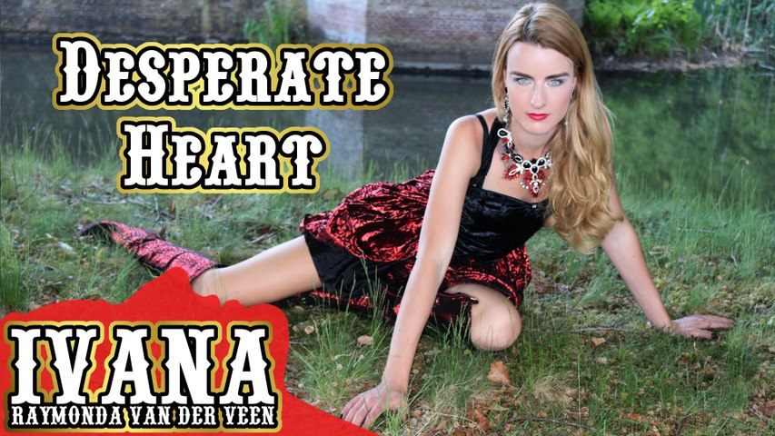 Ivana Raymonda - Desperate Heart (Original Song & Official Music Video) 4k