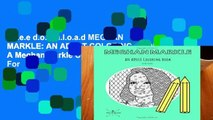 F.r.e.e d.o.w.n.l.o.a.d MEGHAN MARKLE: AN ADULT COLORING BOOK: A Meghan Markle Coloring Book For