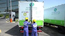 QNB's recycling initiative in cooperation with Elite Paper Recycling