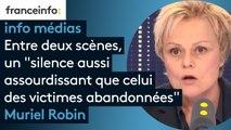 """Muriel Robin incarne Jacqueline Sauvage : entre deux scènes, un """"silence aussi assourdissant que celui des victimes abandonnées"""""""
