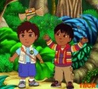 Go Diego Go T03E13 Its A Bugs World Go Diego Go Pt Br