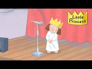 I Want to Sing! |  Cartoons For Kids  | Little Princess