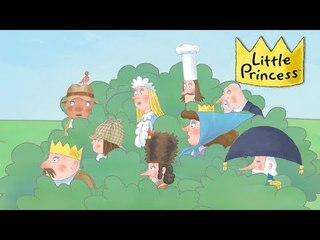 I Want to be a Detective! |  Cartoons For Kids  | Little Princess