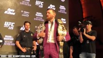 Khabib to Dana White - Stop Kissing Conor's A$$, Daniel Cormier says UFC will strip him, UFC 229
