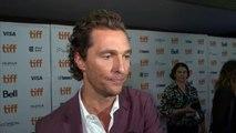 White Boy Rick – Toronto International Film Festival 2018 Matthew McConaughey Interview - Director Yann – Writers Andy Weiss and Logan Miller & Noah Miller –