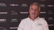 Jaguar Racing I-TYPE 3 - Gerd Mäuser, Vorsitzender von Jaguar Racing
