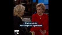 Hillary Clinton joue son sosie dans une série... et n'hésite pas à rire d'elle-même