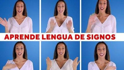 Aprende lengua de signos con la Chica rolloid
