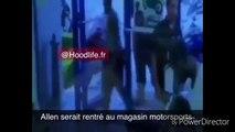 XXXTentacion:le meurtre de la star du rap filmé par une caméra de surveillance.(Vidéo)