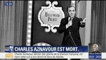 """""""On a chanté du Aznavour sur la planète entière"""": comment le chanteur a séduit le monde"""
