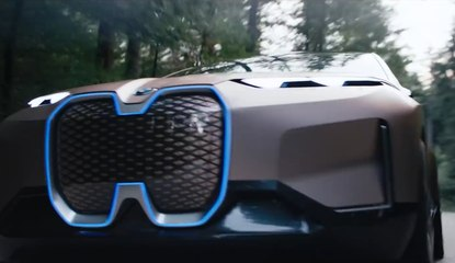 VÍDEO: Así es BMW Vision iNEXT