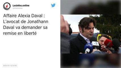 Meurtre d'Alexia. L'avocat de Jonathann Daval va faire une demande de remise en liberté.