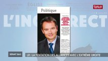 "LR: Sébastien Meurant veut ""discuter"" avec RN"