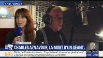 """""""Chanter avec lui, c'était comme chanter avec mon grand-père"""", se confie Zaz, après la mort de Charles Aznavour"""