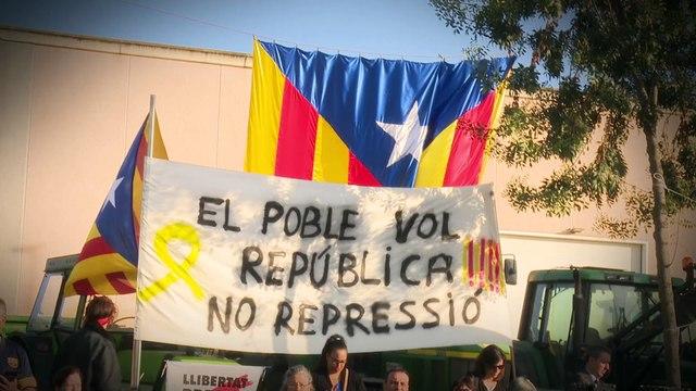 Cake: Torra incentiva la violencia en Cataluña