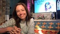 «Aimer, c'est tout donner»: Natasha St-Pier chante sainte Thérèse