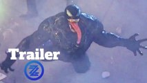 "Venom Trailer - ""Celebrates His Victory"" (2018) Tom Hardy Superhero Movie HD"