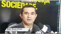 Major da Polícia Militar comenta sobre operação