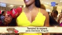 Denisse Angulo ya tiene en sus brazos a su segundo hijo Martín
