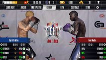 YusMer Gaming real boxing experience boxing game street fight