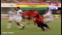 الشوط الاول مباراة تونس و انغولا 0-0 كاس افريقيا 2008
