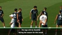 Ramos needs a rest for Champions League - Lopetegui