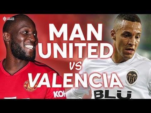 Manchester United vs Valencia UEFA CHAMPIONS LEAGUE PREVIEW!