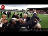 Kanu Cup Post Match Reactions Ft Arsene Wenger, Pires, Sol Campbell & Michael Essien