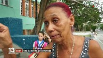 Témoignage : À Cuba, une femme est chargée de s'assurer que tous les habitants vont voir le médecin tous les mois ! Regardez
