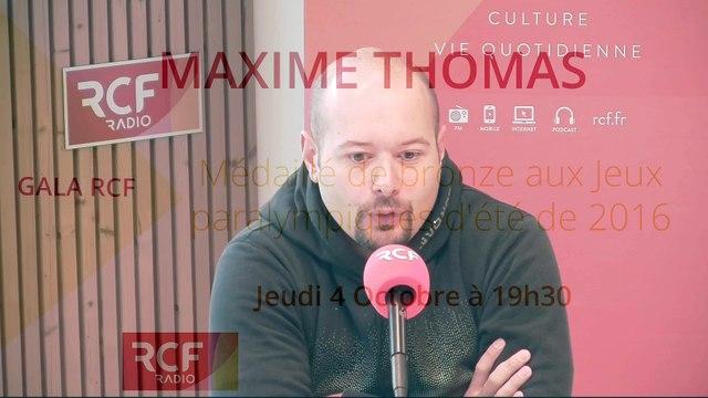 Teaser  Maxime Thomas