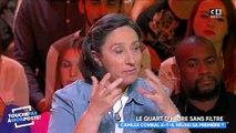 """Danièle Moreau pas convaincue du tout par la première de Camille Combal dans """"Danse avec les stars"""" sur TF1 - Regardez"""