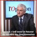 Hervé Morin: »Les collectivités locales vont faire passer la part de l'endettement de 7,5% à 5%»