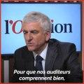 Collectivités locales : «l'Etat est incapable d'être agile et rapide», considère Hervé Morin