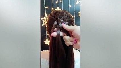 Những kiểu tóc 'thiên biến vạn hóa' dành cho tóc dài đi dự tiệc, vừa đẹp vừa sang trọng