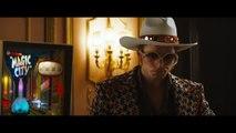 Teaser trailer 'Rocketman' met Taron Egerton als Elton John!