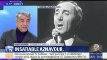 """Didier Varrod sur Charles Aznavour : """"Le rap, il s'est dit que c'est un langage vrai. Il avait lui-même un phrasé insensé"""""""