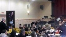 Marly 59 concert d'automne avec l'orchestre symphonique dirigé par le chef de musique principal Roger Grémont