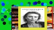 Library  Unstoppable: My Life So Far