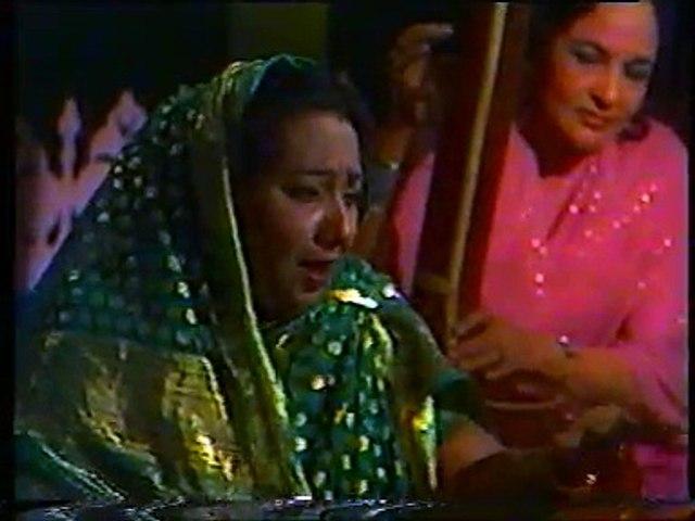 Roshan Ara Begum - old interview 2 of 2 - Program Mulaqat - by Khalil Ahmad & M Iqbal - PTV Classic