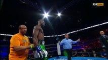 Efe Ajagba vs Nick Jones (30-09-2018) Full Fight