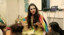 This Drag Queen Is Teaching Tolerance, Kindness To Britain's Youth