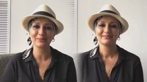 Sonali Bendre shares EMOTIONAL message for india's Best Dramebaaz; Watch Video | FilmiBeat