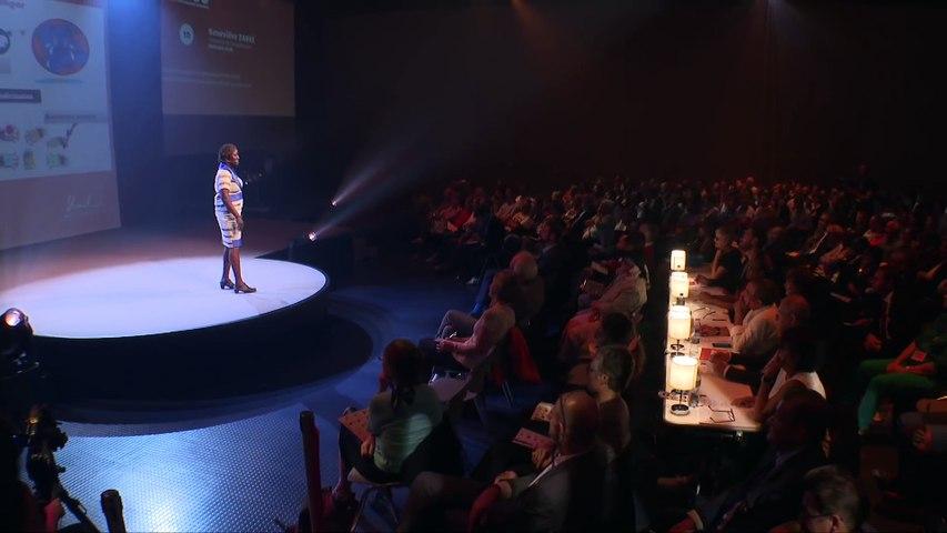 «Ma thèse en 180 secondes» : la Burkinabè Geneviève Zabré remporte le 1er prix