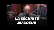 Édouard Philippe répond sur la démission de Gérard Collomb