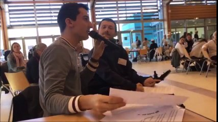 Forum ESS Bayonne 2017 –Intervention Stéphane Irigoyen – APF Pays Basque