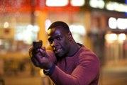 """Le Flic de Belleville Bande-annonce Teaser - """"Omar Sy parle le flic américain"""" (2018) Action, Comédie"""