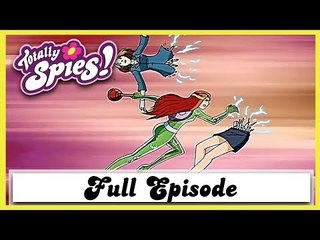 Evil Airlines Much? - SERIES 3, EPISODE 16 | Totally Spies